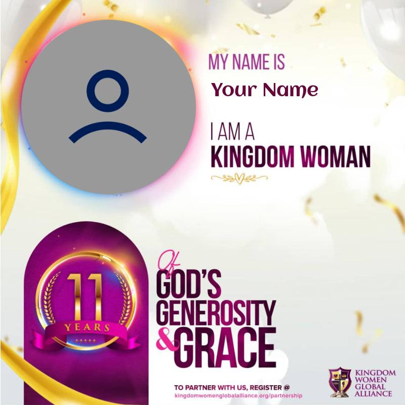 KGA - Eleven Years of God's Generosity & Grace