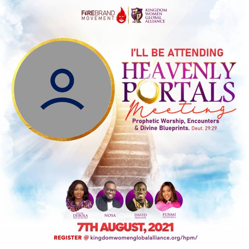 Heavenly Portals Meeting