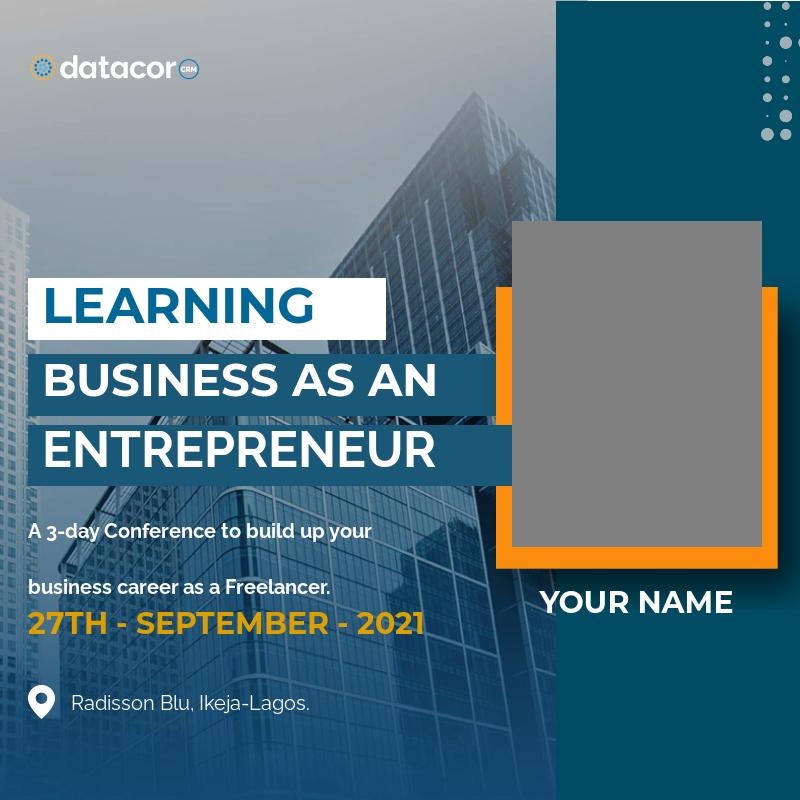 Learning business as an entrepreneur